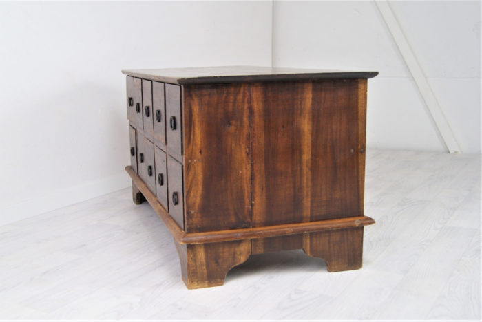 Antike Apotheker-Kommode aus Frankreich